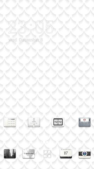 Abstract theme pure design business wallpaper