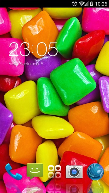 Theme for Karbonn S5 Titanium HD