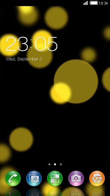 Theme for Sony Xperia pro Dynamic  Wallpaper