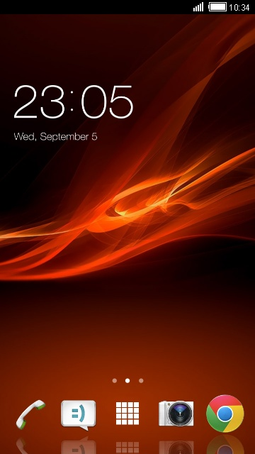 Themes for Sony Xperia E Dual