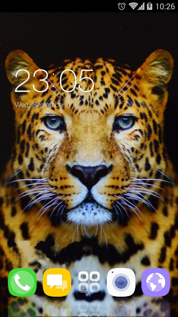 leopard for Coolpad Note 5