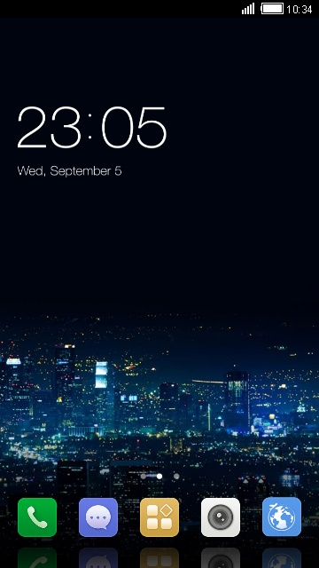 Theme for Gionee S10C