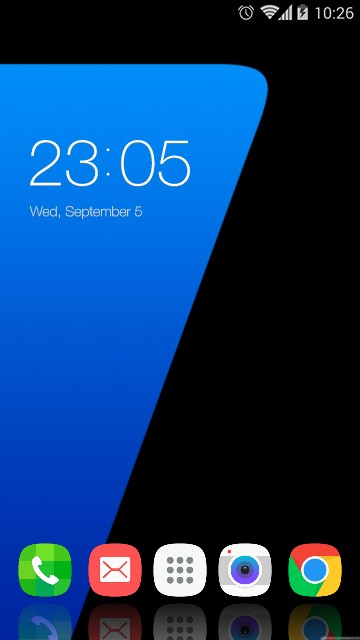 Theme for Galaxy S7 HD
