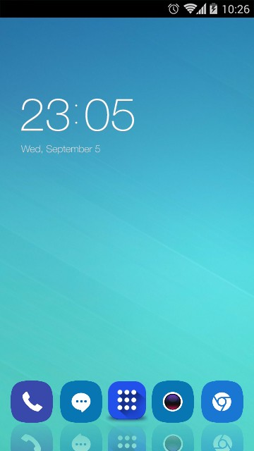 Theme for Oppo A57 HD