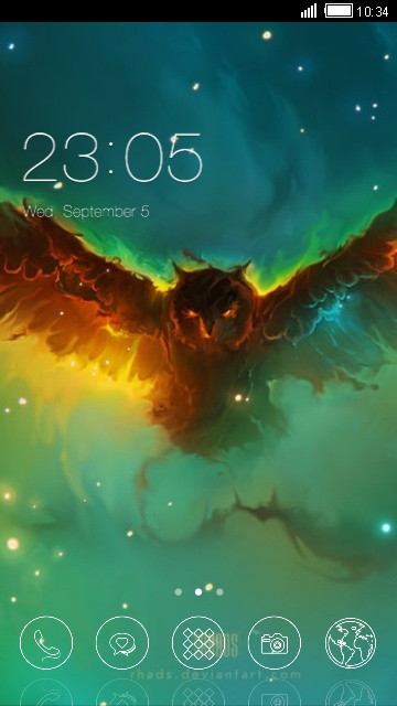 Nocturnal Owl
