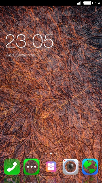 Theme for Lenovo K3 Note: Wood  Texture Wallpaper