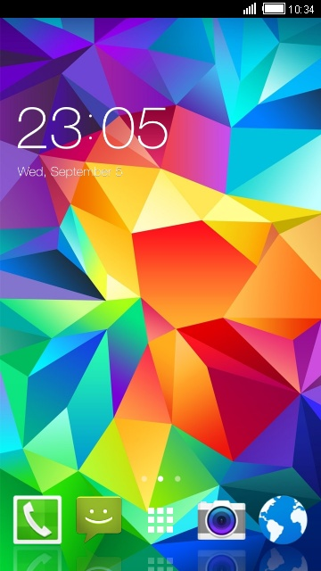 Themes for Samsung Galaxy S5 Plus