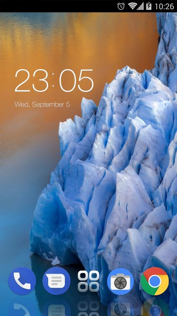Theme for Nokia 3 HD