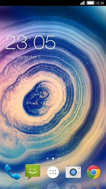 i3 Tecno Launcher Themes & HiOS wallpaper