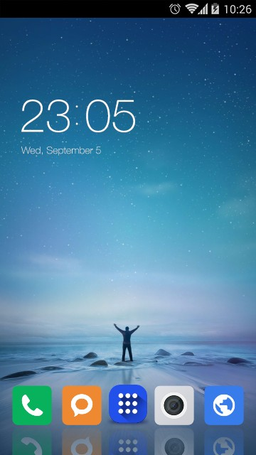 Theme for Redmi Note 3 HD