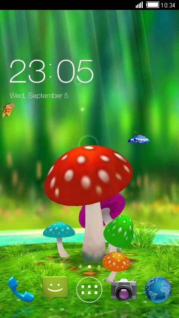 Themes for ZTE Blade L