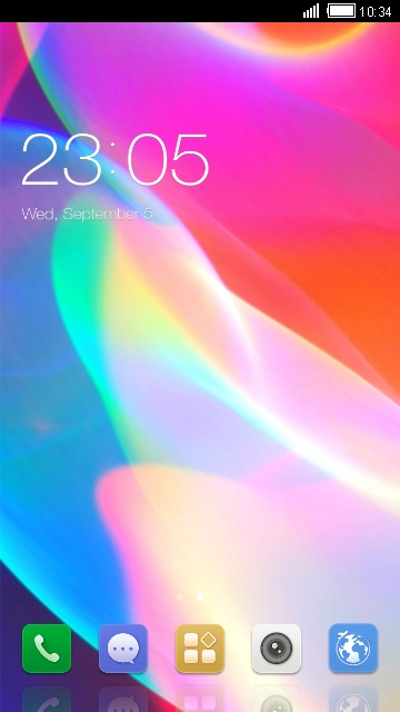 Themes for Gionee Elife S5.1