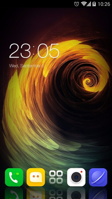 Theme for Lenovo K4 Note HD