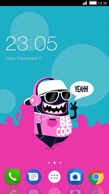 Theme for Asus ZenFone Max Be Cool Wallpaper