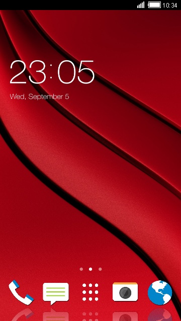 Themes for HTC Butterfly