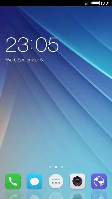 Themes for Huawei Honor 3C