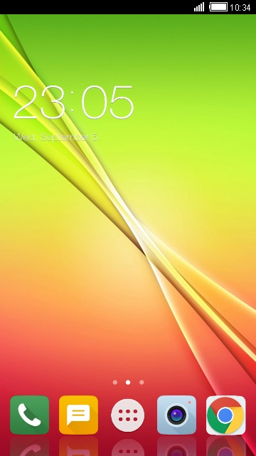 Theme for LG L90