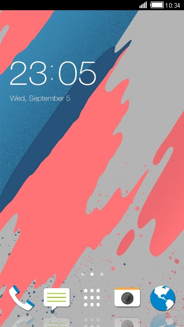 Theme for HTC Desire L