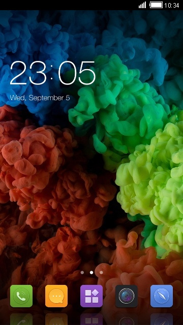 Theme for Gionee Gpad G4