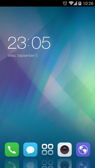 Theme for Huawei Y541 HD