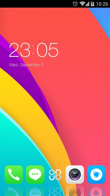 Theme for Oppo R5 HD