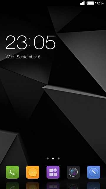 Theme for Gionee M6S Plus