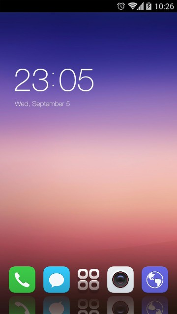 Theme for Huawei Y625 HD