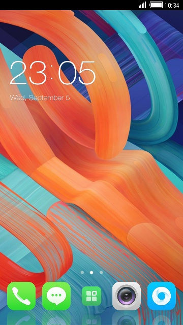 Theme for Oppo R7 Smooth Wallpaper HD