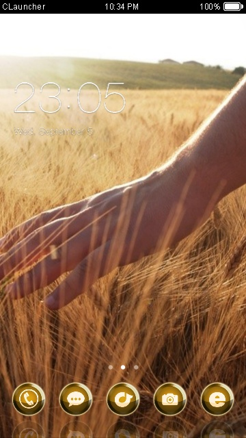 touch Wheat