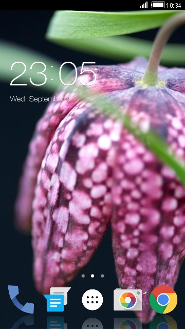 Theme for Nokia N8-00