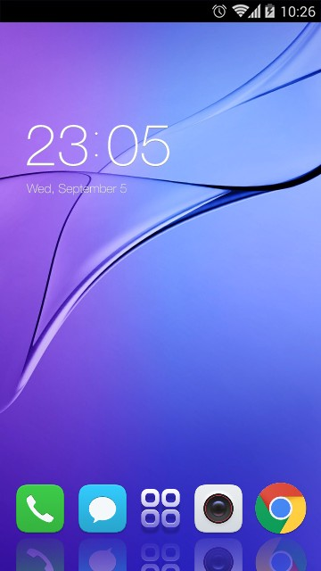 Theme for HUAWEI Y3 2017 HD
