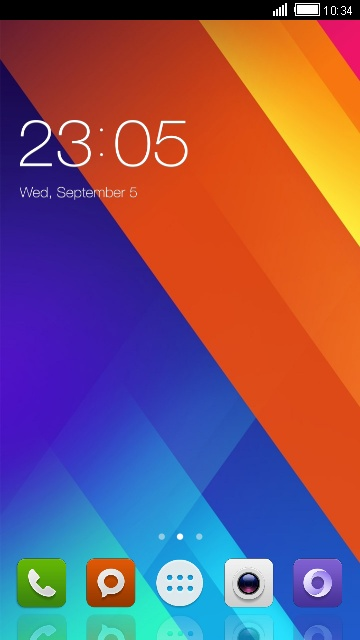 Theme for Meizu MX5