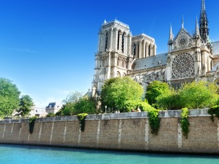 FRANCE-PARIS-NOTRE-DAME-THE...