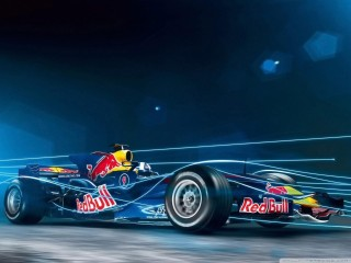 RED BULL FORMULA 1 CAR WALLPAPER