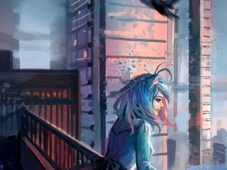 GIRL-WATCHING-CITYSCAPE-WAT...