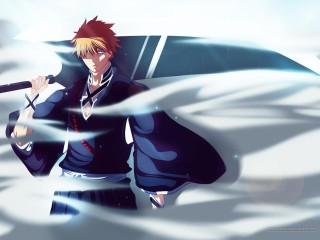 HOT ANIME BLEACH WALLPAPER