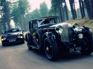 CLASSIC AND MODERN CAR