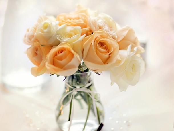 YELLOW-FLOWERS-ROSE-VASE-BO...